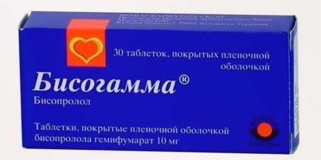 Бисопролол – инструкция по применению, показания, состав, дозировка - советы и рекомендации о здоровье на AllMedNews.ru